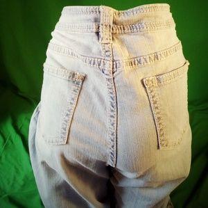PLUS Reba boot cut high rise jeans sz 14